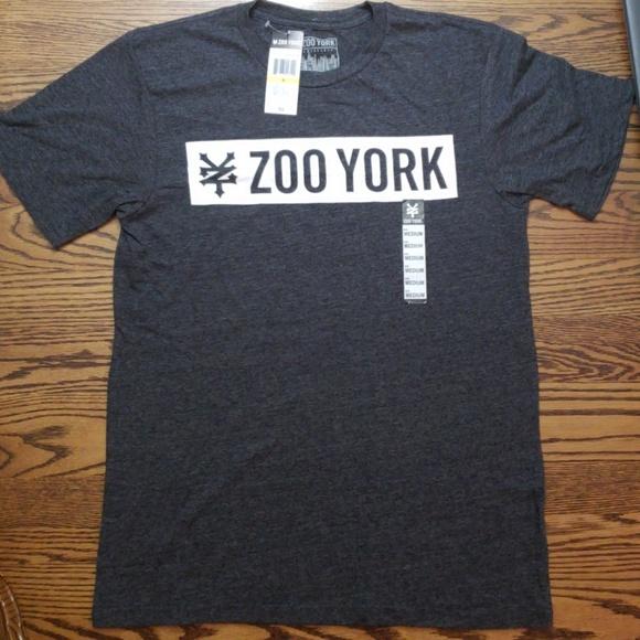 Zoo York Boys Stripped T-Shirt  NWT